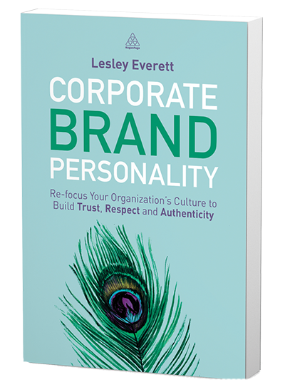 Lesley Everett book: Corporate brand